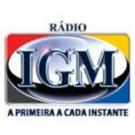 Logo da emissora Rádio IGM 88.9 FM