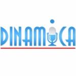 Logo da emissora Radio Dinámica 1490 AM