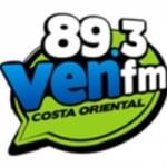 Logo da emissora Radio Ven 89.3 FM