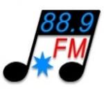 Logo da emissora Richmond Valley Radio 88.9 FM