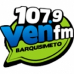 Logo da emissora Radio Ven 107.9 FM