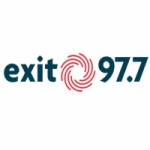 Logo da emissora WEXT 97.7 FM