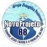 Logo da emissora Rádio Novo Projeto Deus Maior FM