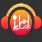 Logo da emissora Rádio Império Hits