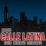 Logo da emissora Radio Calle Latina Salsa & Merengue