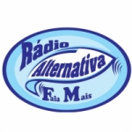 Logo da emissora Rádio Alternativa FM