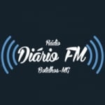 Logo da emissora Rádio Diário de Botelhos