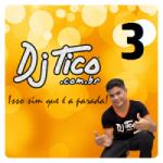 Logo da emissora Rádio DJ Tico 3  Festa Dance