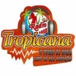 Logo da emissora Rádio Tropicana