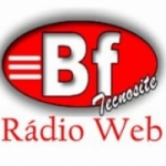 Logo da emissora Rádio BF Tecnosite