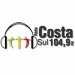 Logo da emissora Rádio Costa Sul 104.9 FM
