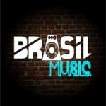Logo da emissora Brasil Music