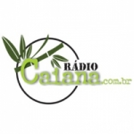 Logo da emissora Rádio Caiana