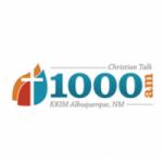 Logo da emissora Radio KKIM 1000 AM