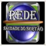 Logo da emissora Rede Saudade do Sertão