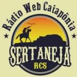 Logo da emissora Rádio Caiapônia Sertaneja