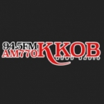 Logo da emissora KKOB 770 AM