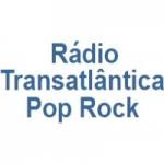 Logo da emissora Rádio Transatlântica Pop Rock