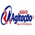Logo da emissora Rádio Agitação FM