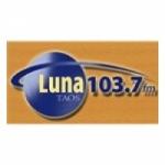 Logo da emissora KLNN 103.7 FM