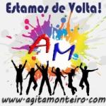 Logo da emissora Agita Monteiro
