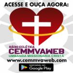 Logo da emissora Rádio CEMMVA Web