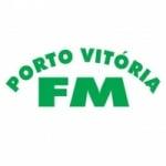 Logo da emissora Porto Vitória FM