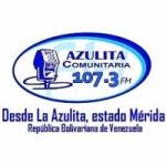 Logo da emissora Radio Azulita 96.1 FM