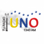 Logo da emissora Radio Uno 1340 AM