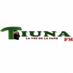 Logo da emissora Radio Tiuna 101.9 FM
