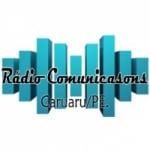 Logo da emissora Rádio Comunicasons