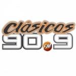 Logo da emissora Radio Clásicos 90.9 FM
