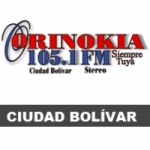 Logo da emissora Radio Orinokia 105.1 FM