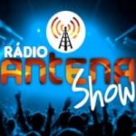 Logo da emissora Rádio Antena Show