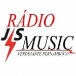 Logo da emissora Rádio JS Music