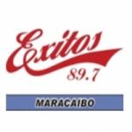 Logo da emissora Radio Exitos 89.7 FM