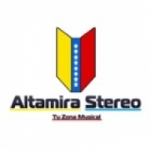 Logo da emissora Radio Altamira Stereo