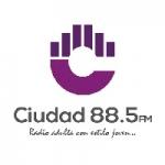 Logo da emissora Radio Ciudad 88.5 FM