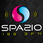 Logo da emissora Radio Spazio 100.3 FM