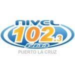 Logo da emissora Radio Nivel 102.3 FM