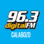Logo da emissora Radio Digital 96.3 FM