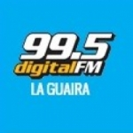 Logo da emissora Radio Digital 99.5 FM