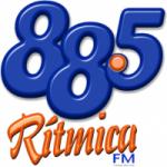 Logo da emissora Radio Ritmica 88.5 FM