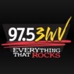 Logo da emissora WWWV 97.5 FM