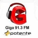 Logo da emissora Radio Giga 91.3 FM