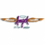Logo da emissora Radio Angel 93.7 FM