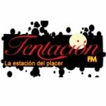 Logo da emissora Radio Tentación FM