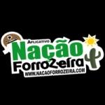 Logo da emissora Nação Forrozeira