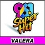 Logo da emissora Radio Super Hit 96.1 FM