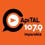 Logo da emissora Radio Capital 107.9 FM